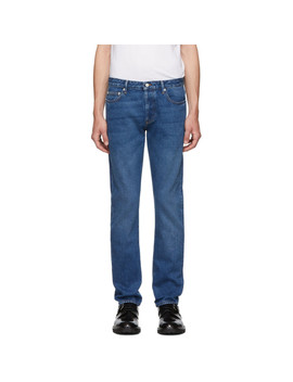 Blue Kurt Jeans by Officine GÉnÉrale
