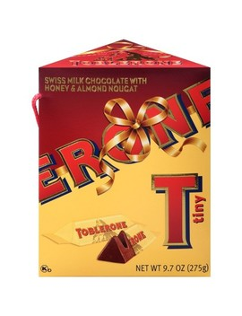 Toblerone Tiny's Christmas Purse Pack   9.7oz by Toblerone