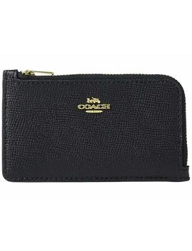 Boxed Small L Zip Card Case by Coach