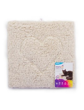 Smarty Kat Crinkle Cloud Fish Mat Cat Toy by Smarty Kat