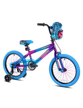 "Genesis 18"" Illusion Girl's Bike, Blue/Purple by Genesis"