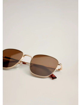 Rectangular Sunglasses by Mango