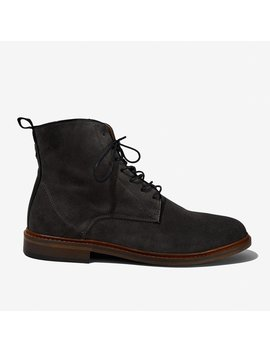 Ned Suede Boot, Grey by Shoe The Bear