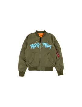 Sicko Mode Bomber Jacket by Travis Scott