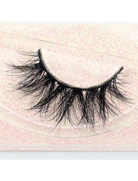 Visofree Mink Eyelashes 100% Cruelty Free Handmade 3 D Mink Lashes Full Strip Lashes Soft False Eyelashes Makeup Lashes E11 by Ali Express
