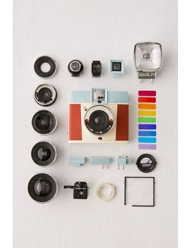 Lomography Diana Instant Square Adriano Deluxe Bundle by Lomography