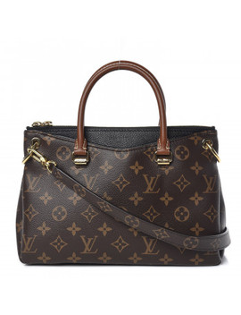 Louis Vuitton Monogram Pallas Bb Black by Louis Vuitton