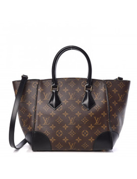 Louis Vuitton Monogram Phenix Pm Black by Louis Vuitton