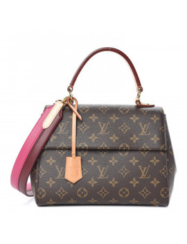 Louis Vuitton Monogram Cluny Bb Pink by Louis Vuitton