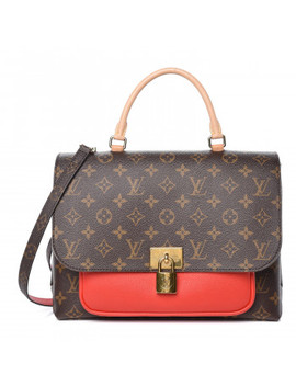 Louis Vuitton Monogram Marignan Coquelicot by Louis Vuitton