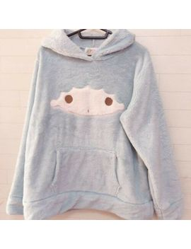 Sanrio Little Twin Stars Kiki Costume Narikiri Hoodie Mint Green Women L Japan by Ebay Seller