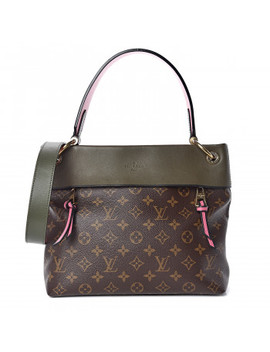 Louis Vuitton Monogram Tuileries Besace Khaki by Louis Vuitton