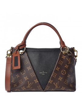 Louis Vuitton Monogram V Tote Bb Black by Louis Vuitton