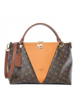 Louis Vuitton Monogram V Tote Mm Safran by Louis Vuitton