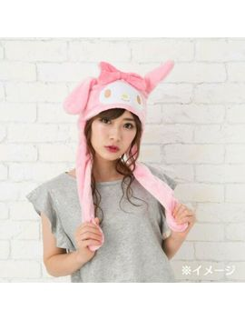 Sanrio Shop My Melody Plush Hat Moving Ears New Free Shipping From Japan Cute by Sanrio