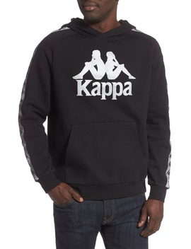 Active 222 Banda Deniss Graphic Hoodie by Kappa