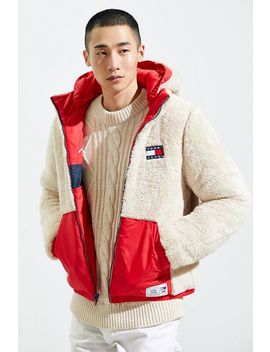 Tommy Jeans Functional Reversible Parka Jacket by Tommy Jeans