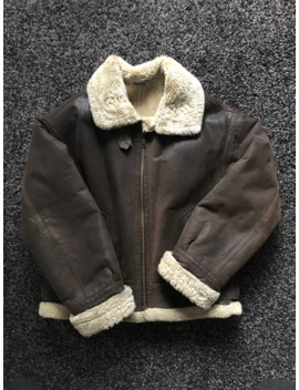 Vintage Shearling Lammy Jacket by Vintage  ×