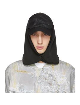 Black Nike Edition Shield Cap by 1017 Alyx 9 Sm