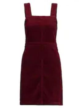 Square Neck Pinny Dress   Vardagsklänning by Dorothy Perkins