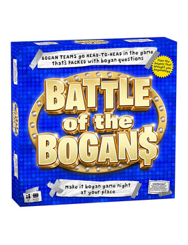 Battle Of The Bogans by Board Games