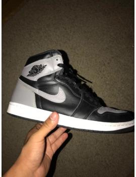 Retro Jordan Shadow 1s (2018) by Nike  ×  Jordan Brand  ×