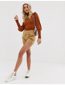 Asos Design   Pull à Volants Style Western by Asos Design