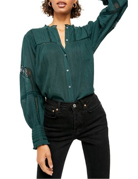 Emma Blouse by Free People