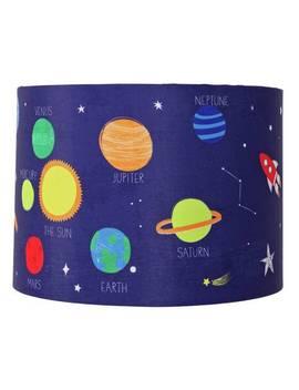 Argos Home Children's Space Print Shade887/3631 by Argos