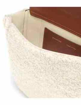 Hortensia Mini Shearling Shoulder Bag by Wandler