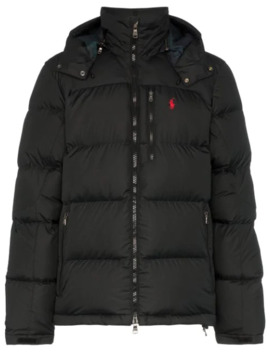 Zip Up Padded Jacket by Polo Ralph Lauren