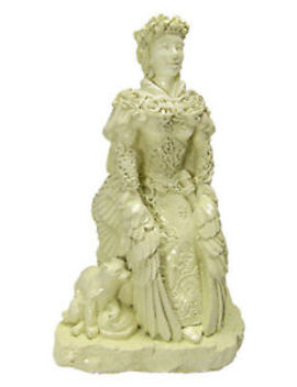 Small Freya Statue   Bone Finish   Dryad Designs   Goddess Norse Wiccan Pagan by Dryad Design