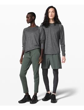 Refract Long Sleeve Wool Lululemon Lab New by Lululemon