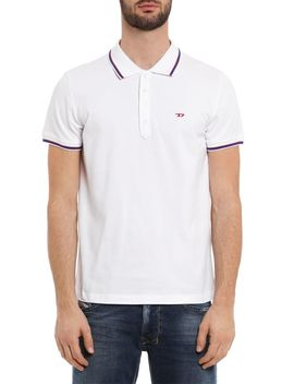 T Randy New Polo Shirt by Diesel