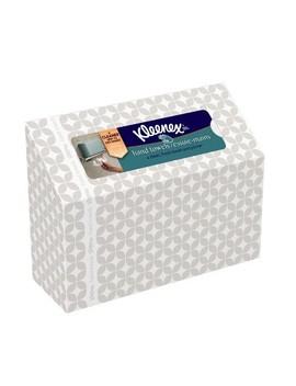 Kleenex Single Sheet White Hand Paper Towels   60ct by Kleenex