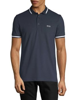Stretch Polo by Boss