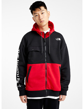 Two Tone Hooded Sweatshirt by The North Face