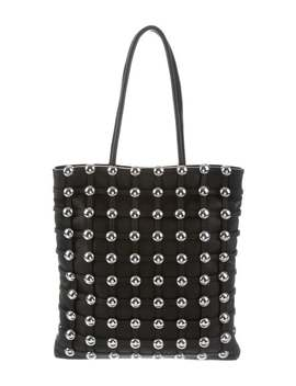 Dome Stud Caged Shopper Tote by Alexander Wang