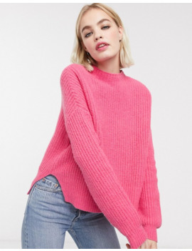 Whistles Oversized Ribbed Jumper by Whistles