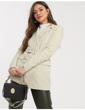 Y.A.S Belted Blazer by Y.A.S