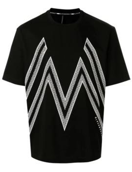 Graphic Print T Shirt by Blackbarrett