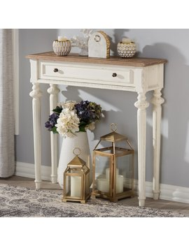 Westrick French Provincial Console Table by Ophelia & Co.