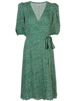 Christa Wrap Dress by Reformation