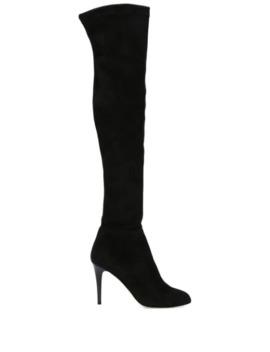 'toni' Thigh High Boots by Jimmy Choo