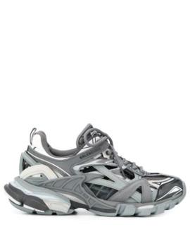 Chunky Sneakers by Balenciaga