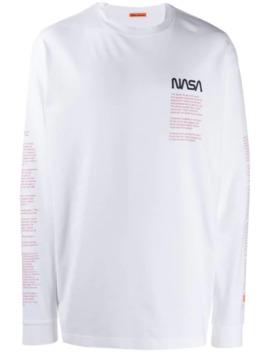 футболка Nasa by Heron Preston