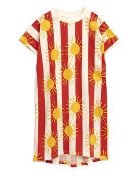Sun Stripe Long Dress Sun Stripe Long Dress by Mini Rodini