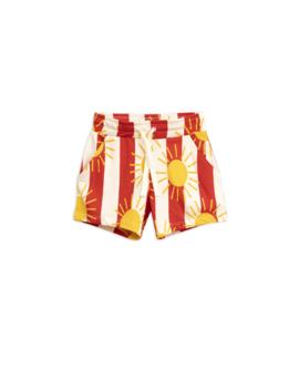 Sun Stripe Shorts Sun Stripe Shorts by Mini Rodini