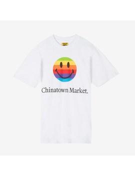 Smiley Apple T Shirt   Artikelnummer Ctmf19 Sass by Chinatown Market