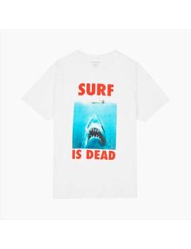 Jaws Tee   Artikelnummer Sd19p8 06 by Surf Is Dead